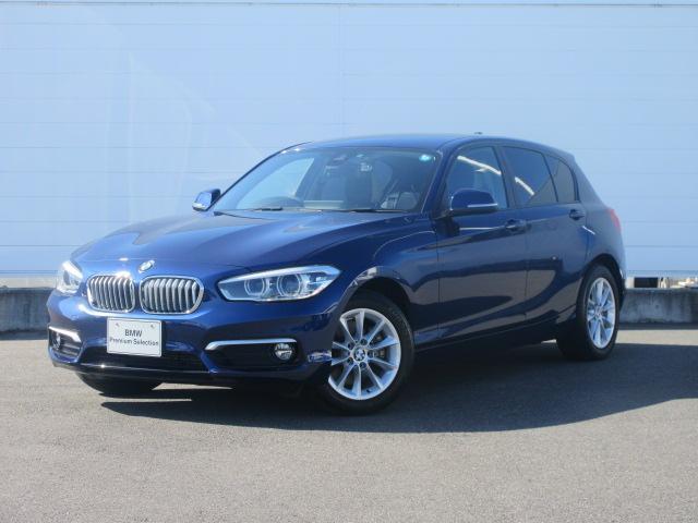 BMW 118d スタイル 下取り車 HDDナビ コンフォート