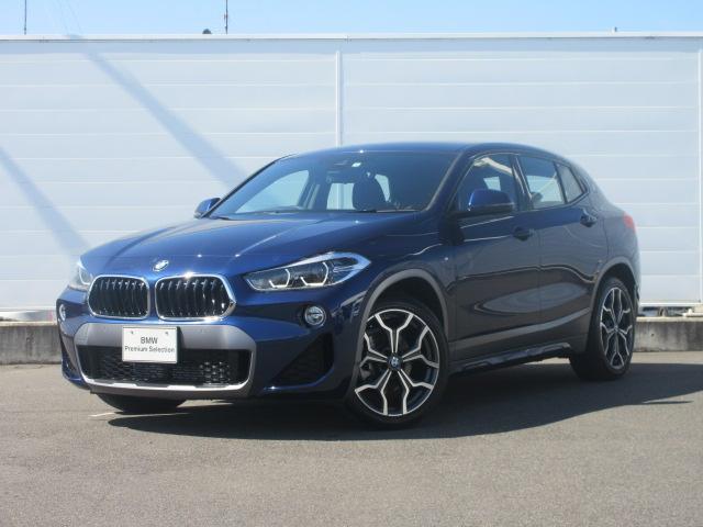 BMW sDrive 18i MスポーツX 弊社社有車 19インチ