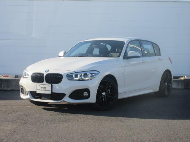BMW 118d Mスポーツ エディションシャドー 弊社社有車ACC