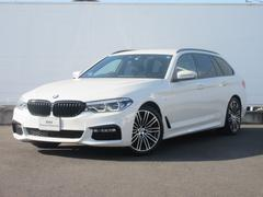 BMW523iツーリング Mスポーツ 純正HDDナビTV ACC