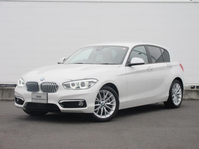BMW 118i ファッショニスタ 正規認定中古車 ACC 元社有車
