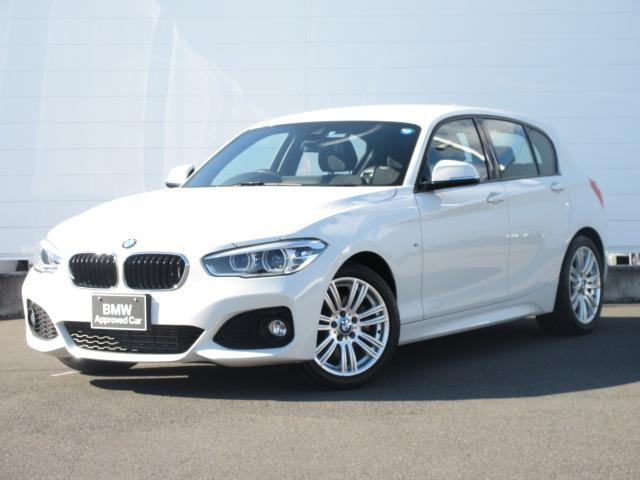 BMW 118d Mスポーツ 純正HDDナビ LED 認定中古車