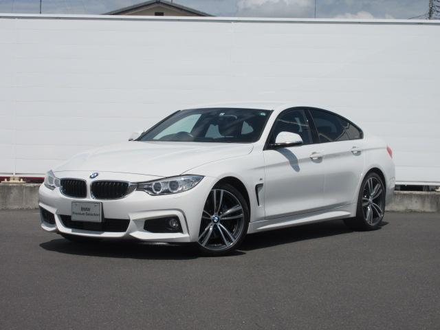 BMW 4シリーズ 420iグランクーペ Mスポーツ ワンオーナー ACC