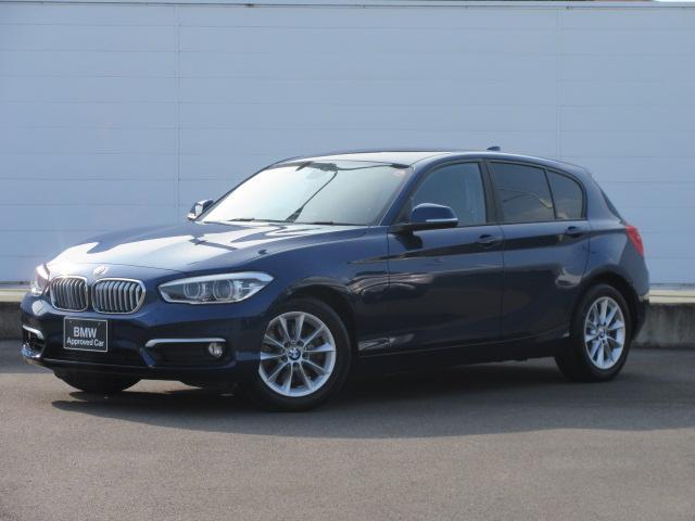 BMW 118i スタイル ワンオーナー クルーズコントロール