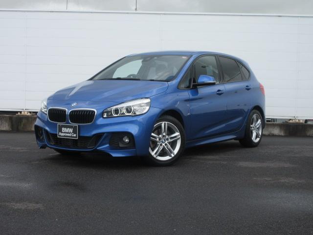 BMW 2シリーズ 218dアクティブツアラー Mスポーツ 純正HDDナビ コンフォートアクセス 電動リアゲート ドライビングアシスト