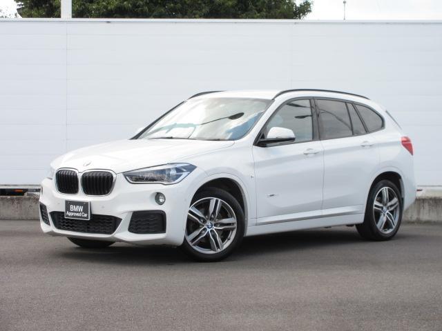 BMW sDrive 18i Mスポーツ ワンオーナー LEDヘッドライト HDDナビ コンフォートアクセス ドライビングアシスト 純正18インチホイール