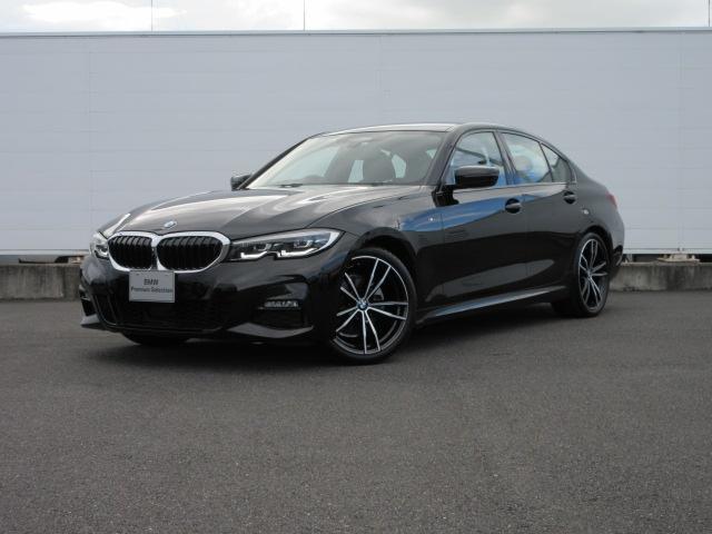 BMW 3シリーズ 320i Mスポーツ ハイラインパッケージ レザーシート シートヒーター ACC 電動リアゲート オプション19インチ  アンビエントライト