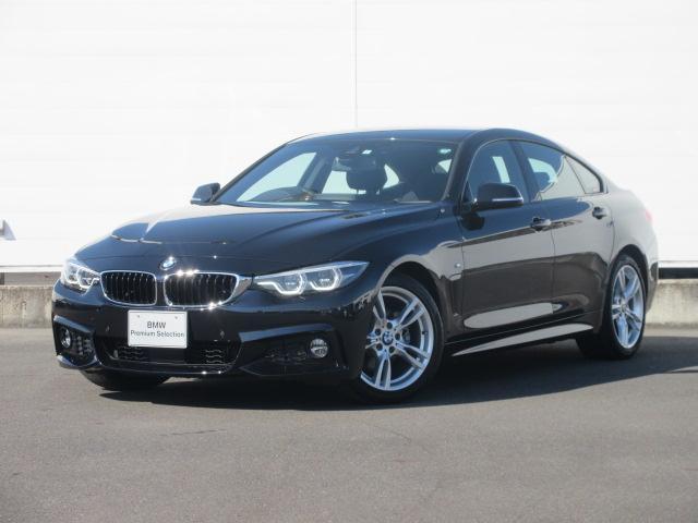 BMW 420iグランクーペ Mスポーツ 正規認定中古車 2年保証 純正HDDナビ 純正ETC ACC レーンチェンジウォーニング アダプティブLEDヘッドライト 電動トランク シートヒーター 電動シート バックカメラ 純正18インチ コンフォートアクセス 前後PDC
