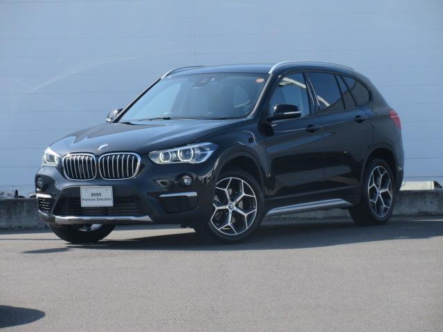 BMW xDrive 18d xライン LEDヘッドライト 純正ETC 純正HDDナビ ハーフレザー シートヒーター PDC  ドライビングアシスト 純正18インチ コンフォートアクセス