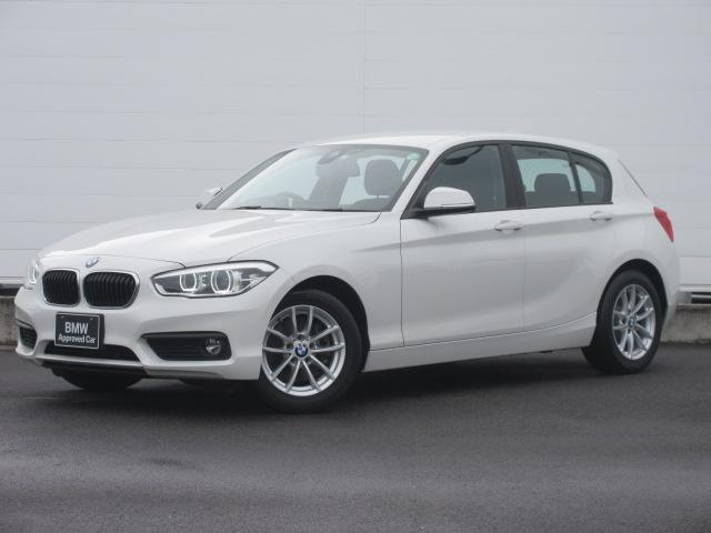 BMW 118i 純正HDDナビ 純正ETC 純正16インチ LEDヘッドライト クルーズコントロール ドライビングアシスト