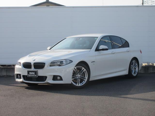 BMW 523d Mスポーツ 純正ETC 純正HDDナビ レザーシート シートヒーター PDC バックカメラ ACC ドライビングアシスト 純正18インチ