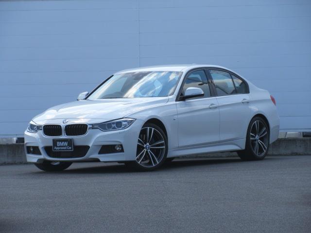 BMW 3シリーズ 320d Mスポーツ 純正HDDナビ 純正ETC ACC 電動シート ドライビングアシスト 純正19インチ パドルシフト バックカメラ Mスポーツブレーキ コンフォートアクセス