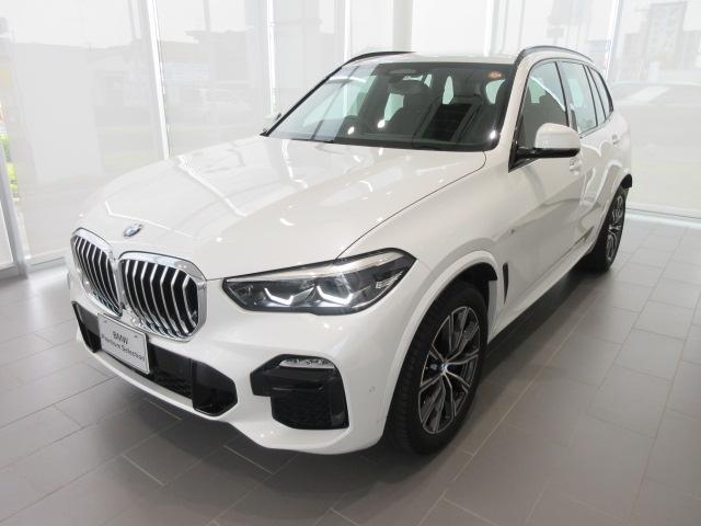 BMW xDrive 35d Mスポーツ 正規認定中古車 弊社元社有車 アダプティブLEDヘッドライト ジェスチャーコントロール 4ゾーンエアコン リバースアシスト ハーマンカードンスピーカー オートマチックテールゲート 純正20インチ