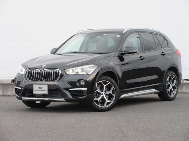 BMW sDrive 18i xライン 正規認定中古車 ワンオーナー LEDヘッドライト 純正HDDナビ モカレザー シートヒーター ACC ドライビングアシスト パーキングアシスト HUD 純正18インチ オートマチックテールゲート