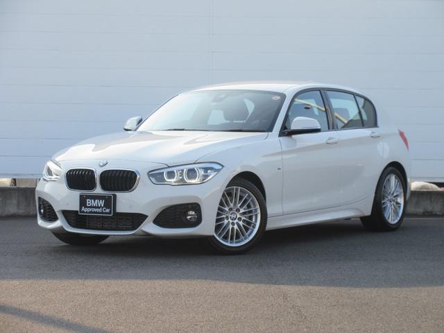 BMW 118i Mスポーツ 正規認定中古車 純正HDDナビ 純正ETC クルーズコントロール バックカメラ シートヒーター ドライビングアシスト コンフォートアクセス パーキングアシスト 純正17インチ