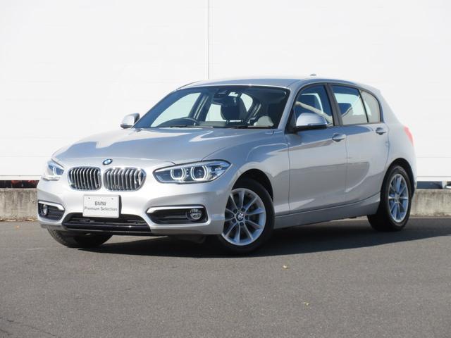 BMW 118d スタイル 正規認定中古車 弊社元社有車 LEDヘッドライト 純正HDDナビ コンフォートアクセス ドライビングアシスト パーキングアシスト ハーフレザーシート シートヒーター 純正16インチ バックカメラ
