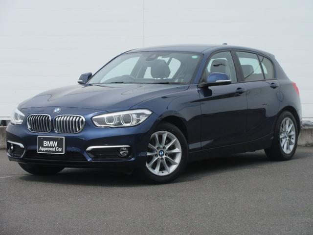 BMW 118d スタイル 正規認定中古車 弊社元社有車 LEDヘッドライト ドライビングアシスト クルーズコントロール コンフォートアクセス ハーフレザーシート シートヒーター パーキングアシスト 純正16インチ