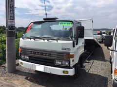ダイナトラックセーフティローダー 積載車 ターボ 荷台長5.6m 5速MT