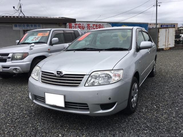 カローラ(トヨタ) X HIDリミテッド 中古車画像
