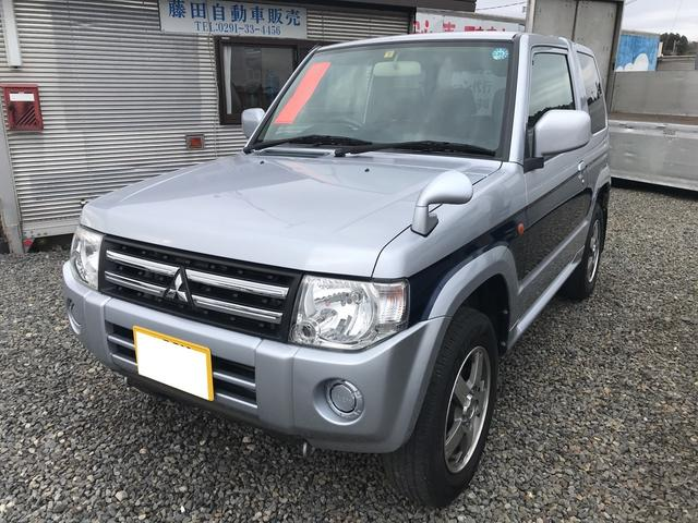 パジェロミニ(三菱)XR 中古車画像