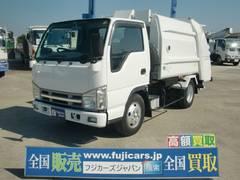 タイタントラックプレス式パッカー車 塵芥車 4.2立米 積載2.3t