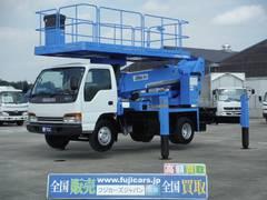 エルフトラック高所作業車 アイチ製スカイマスターZ 15.7m TZ16A