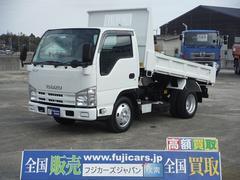 エルフトラック強化ダンプ 積載2t 全低床 3.0DT 5MT 極東開発