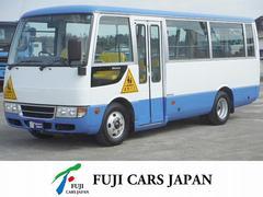 ローザ幼児車ターボ 園児バス 4.9D AT 大3人 幼児41人