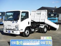 エルフトラックローダーダンプ 5.2DT 積載3.7t 新明和 ラジコン