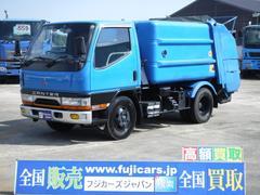 キャンターパッカー車 4.2D モリタ 4.2立米 積載2t 5MT