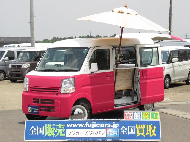 スズキ 移動販売車 キッチンカー 販売カウンター インパネ5AGS