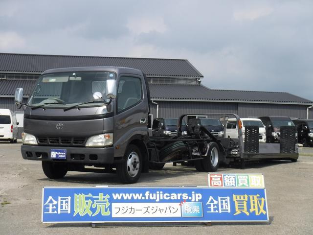 トヨタ 4.9D積載車フラトップ積載2t極東開発ラジコン