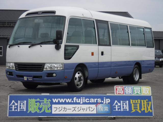 トヨタ ロングLXターボ LX 乗車定員29人 4.0D AT 型式BDG-XZB50