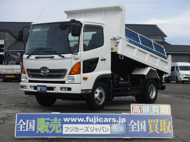 日野 5.1Dダンプ積載3.65t電動シート 5.1Dダンプ積載3.65t電動シート