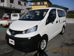 NV200バネットバンDX CD ハロゲンライト アルミホイル リモコンキー 荷台板張り ABS AT PW PS
