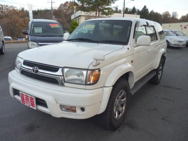 トヨタ SSR-V4WDCD