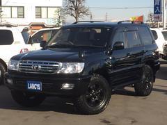 ランドクルーザー100VXLTD・マルチレス2UP・新全塗装ブラック・285MT