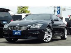 BMW650iグランクーペMスポ、LEDライト、サンルーフ、HDD