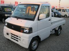 ミニキャブトラックVX−SE タイミングベルト交換済 PS 4WD AC F5