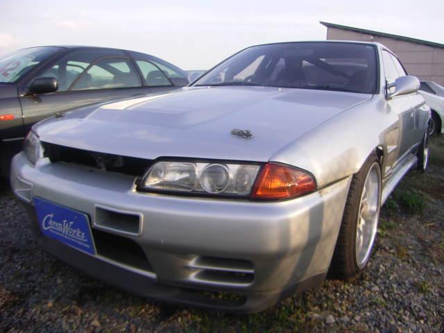 日産 GTS-tタイプM テイン車高調 社外マフラー 350ps