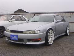 シルビアK's エアロ ニスモLSD 車高調 HDDナビ