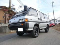 デリカスターワゴンエクシード 5速マニュアル 4WD エアコン プロテクター