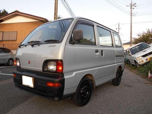 「三菱」「ミニキャブバン」「軽自動車」「栃木県」の中古車