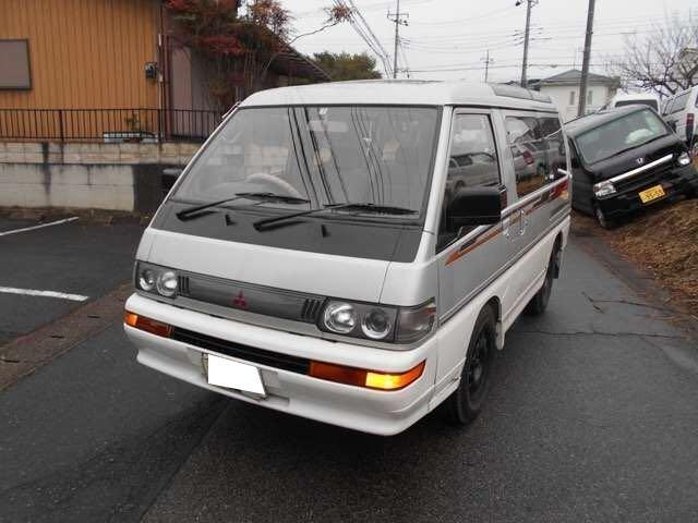 「三菱」「デリカスターワゴン」「ミニバン・ワンボックス」「栃木県」の中古車