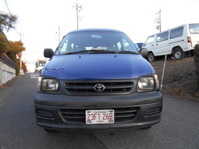 トヨタ GL VAN KR42V 2WD 4AT GL NAVY