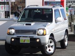 ジムニーXC 4WD ターボ 当店買取 ルーフレール ハイメンタイヤ