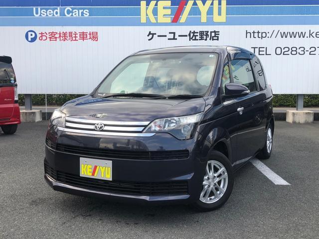 トヨタ X 禁煙 1オーナー SDナビ 片側電動スライドドア ドライブレコーダー スタットレスタイヤ車載 ワンセグTV CD再生 Bluetooth キーレス 社外14インチアルミ ヘッドライトレベライザー