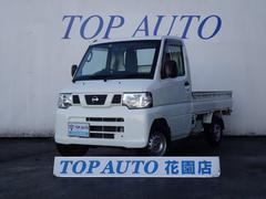NT100クリッパートラックDX トラック 3方開 パワステ エアコン 1年保証