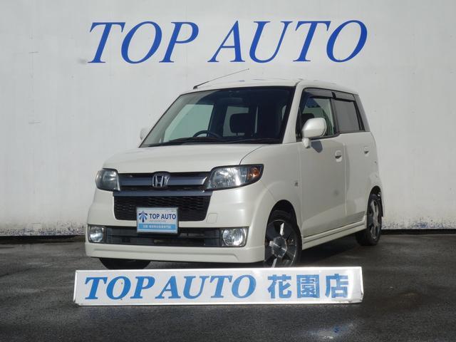 ホンダ ゼスト スポーツW ナビ ETC HIDライト エアロ キ...