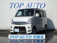 NV100クリッパーリオE ターボ 4WD 電動スライド ナビ ETC 1年保証